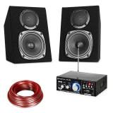 HIFI STEREO SOUND SET, usb, sd, mp3 - 30 W - Amplificator audio