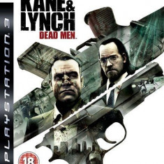Kane & Lynch Dead men - PS3 [Second hand], Actiune, 18+, Multiplayer