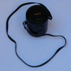 Obiectiv foto SIGMA - lens made in Japan HOYA 52 mm