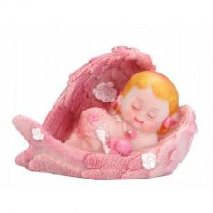 Figurina tort botez