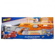 Blaster Nerf Accustrike, Alphahawk - Pistol de jucarie