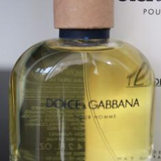 Parfum TESTER original Dolce & Gabbana Pour Homme 125 ml EDT - Parfum barbati Dolce & Gabbana, Apa de parfum