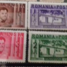 Romania 1937 L.p 118 Ion Creanga mnh - Timbre Romania, Transporturi, Nestampilat