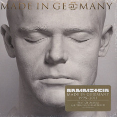 Rammstein Made In Germany 19952011 Special Ed. Digipack