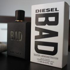 Parfum TESTER original Diesel Bad 125 ml EDT pentru barbati - Parfum barbati Diesel, Apa de toaleta