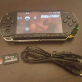 PSP Sony 1004 modata + card 32GB