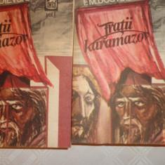 Fratii Karamazov 2 volume- Dostoievski