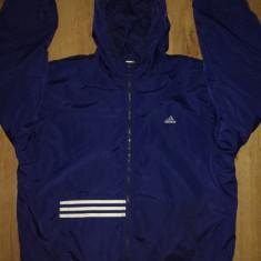 Geaca Adidas marimea L - Geaca barbati Adidas, Marime: L, Culoare: Bleumarin