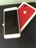 IPhone 7 Plus red edition, Rosu, 128GB, Neblocat