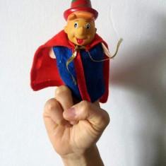 Marioneta teatru de papusi, papusa pe deget, Pinocchio, Buratine, Pinochio - Jucarii plus