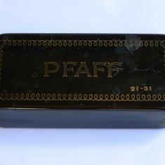 Cutie PFAFF pentru masina de cusut