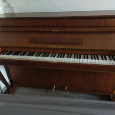 Pianina Weinbach impecabila, cu garantie si acordaj