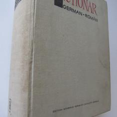 Dictionar German Roman (140000 cuvinte) -Mihai Isbasescu, Maria Iliescu, ...