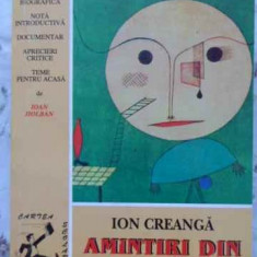 Amintiri Din Copilarie - Ion Creanga, 407230 - Carte Basme