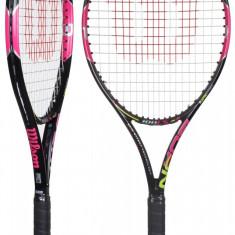 Burn 100LS Pink 2016 Racheta tenis de camp L2