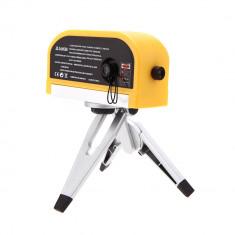 Nivela Boloboc LV - 08 cu Laser si Trepied - Nivela laser cu puncte