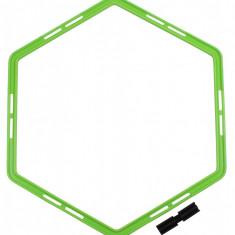 Agility Hexagon ajustabil galben