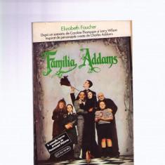 Familia Addams - Elizabeth Faucher - Carte de aventura
