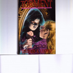 Stephen R. George - Torment ( Tortura), limba romana, horror - Carte Horror