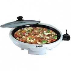Aparat de facut pizza Zass ZPP 01 150 W 34 cm Alb