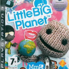 Little Big Planet - PS3 [Second hand] - Jocuri PS3, Actiune, 12+, Multiplayer