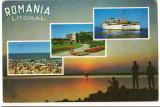 CPI (B9340) CARTE POSTALA - ROMANIA, LITORAL