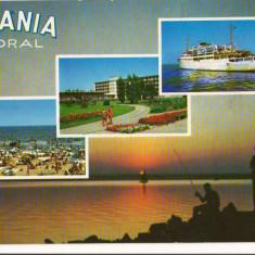 CPI (B9340) CARTE POSTALA - ROMANIA, LITORAL - Carte Postala Dobrogea dupa 1918, Circulata, Fotografie