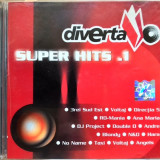 Compilatie Diverta Super Hits (Directia 5, Voltaj, DJ Project) (1 CD) - Muzica Pop cat music