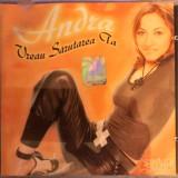 Andra – Vreau Sarutarea Ta (1 CD)