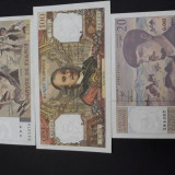Lot bancnote Franta  xf - aunc !!!