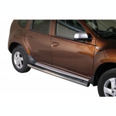 Set praguri inox compatibile Dacia DUSTER   AL-261017-7