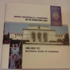 BNR - Set Monetarie 2004 - Moneda Romania