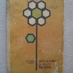 Apicultura Si Baza Melifera - Petru Oprisan .