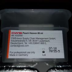 Odorizante CWS Peach Heaven/ guma turbo/piersica- 80 ml
