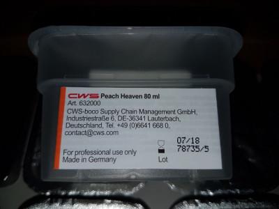 Odorizante CWS Peach Heaven/ guma turbo/piersica- 80 ml foto