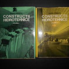 RADU PRISCU - CONSTRUCTII HIDROTEHNICE  2 volume