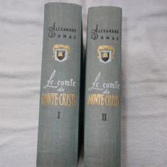 Alexandre Dumas -  Le comte de Monte-Cristo - 2 vol.