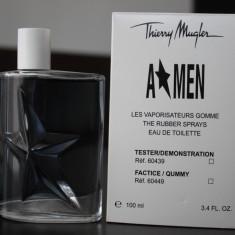 Parfum TESTER original Thierry Mugler A Men 100ml EDT - Parfum barbati Thierry Mugler, Apa de toaleta
