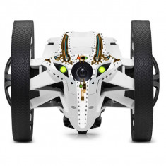 Drona PARROT Jumping Sumo, Wi-Fi, White
