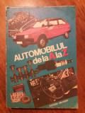 Automobilul de la A la Z   / R3P4F, Alta editura