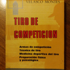 Carte despre TIR - Jose Ignacio Velasco (autograf) / R2P2S - Carte sport