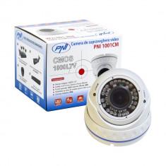 Aproape nou: Camera supraveghere video PNI 1001CM lentila varifocala, 1000 TVL 960H - Camera CCTV