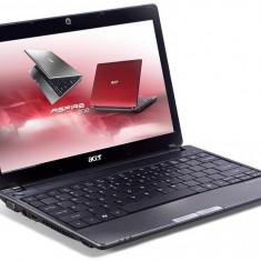 "Laptop 11.6"" Asus Aspire One 753 HDMI 320Gb/ 2Gb RAM baterie noua - Laptop Asus, Intel Celeron M, 160 GB"