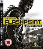 Operation Flashpoint - Dragon Rising - PS 3  [Second hand, Shooting, 16+, Single player