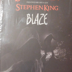 Blaze de Stephen King - Carte Horror