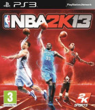NBA 2K13  -  PS3 [Second hand], Sporturi, Toate varstele, Multiplayer