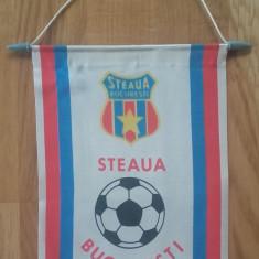 Fanion Steaua Bucuresti anii '80 - Fanion fotbal
