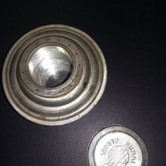 Spirtiera veche Metaloglobus, spirtiera metalica voiaj-perioada comunista, T.GRATU