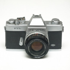 Olympus FTL + Zuiko 50mm 1.8 m42!
