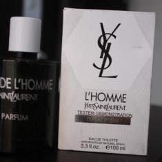 Parfum TESTER original Yves Saint Laurent La Nuit de L'Homme Le Parfum, Apa de toaleta, 100 ml, Yves Saint Laurent